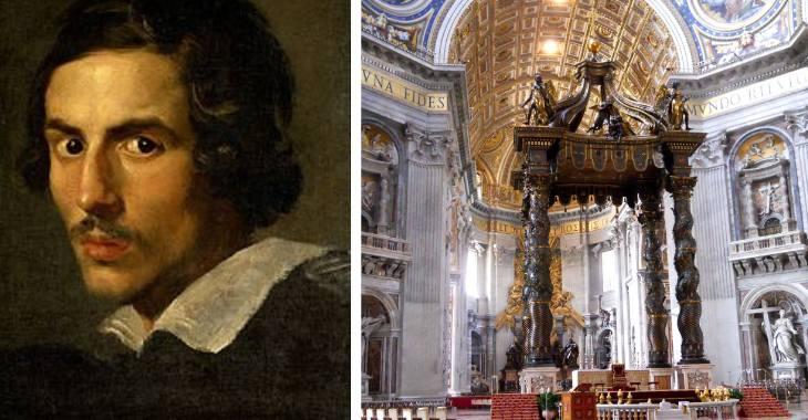 Bernini e il Baldacchino di S. Pietro