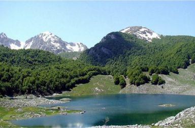 Lago Vivo, Abruzzo