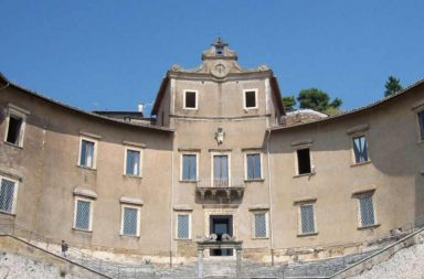 Palazzo Colonna Barberini a Palestrina