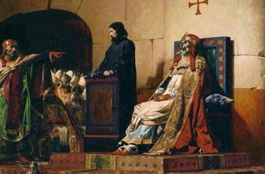 Papa Formoso e Stefano VI (1870)
