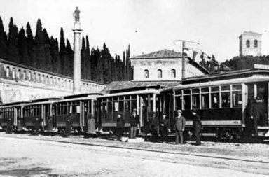 Roma prima del bombardamento