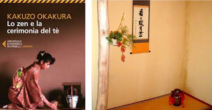 Lo zen e la cerimonia del tè di Kazuko Okakura