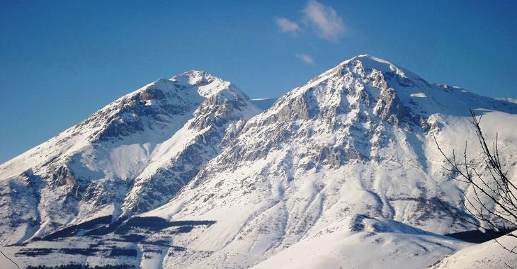 Le vette sorelle del Monte Velino