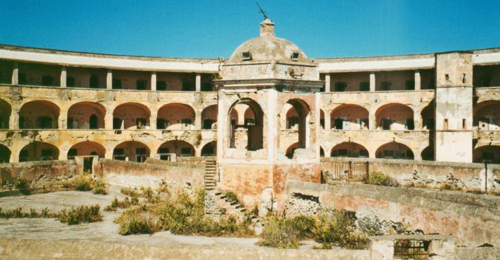Il carcere panottico di Santo Stefano