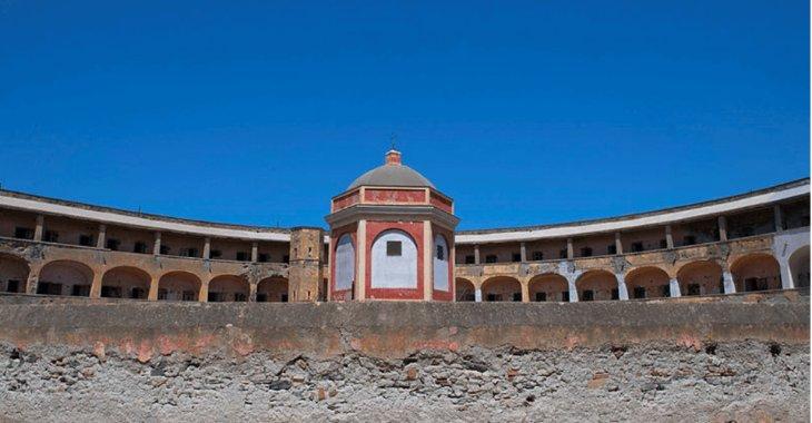 Interno del carcere di Santo Stefano