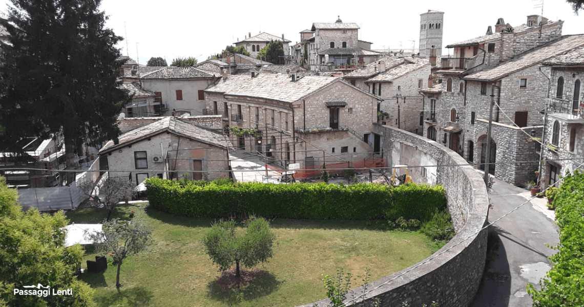 Anfiteatro romano di Assisi