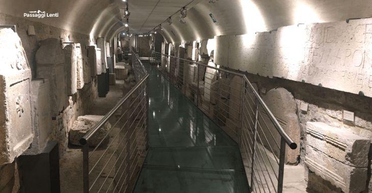 Assisi sotterranea: il foro romano