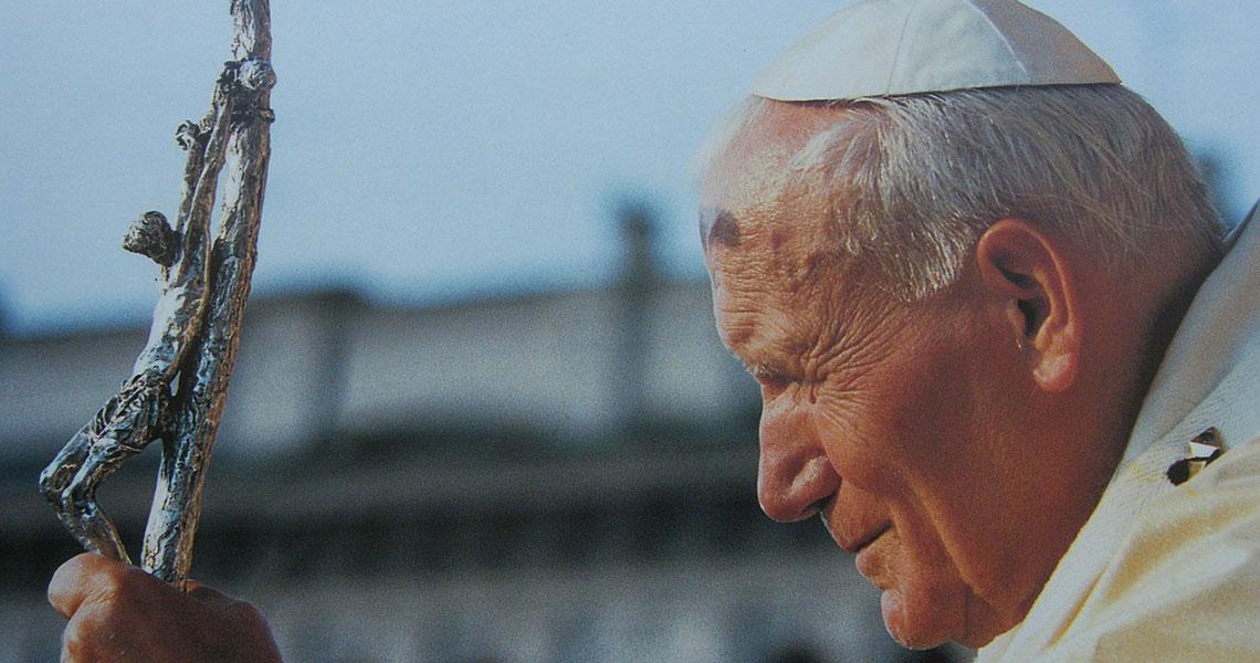 Se sbaglio mi corrigerete. Papa Giovanni Paolo II