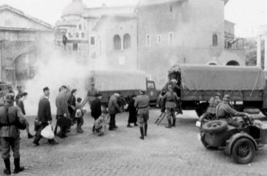 Rastrellamento del ghetto di Roma