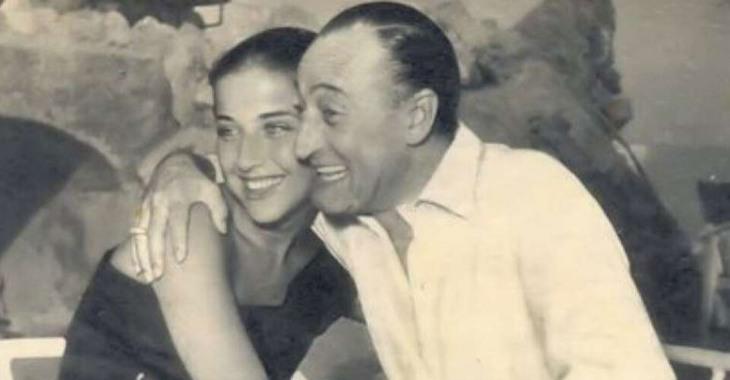 Il principe della risata e Franca Faldini