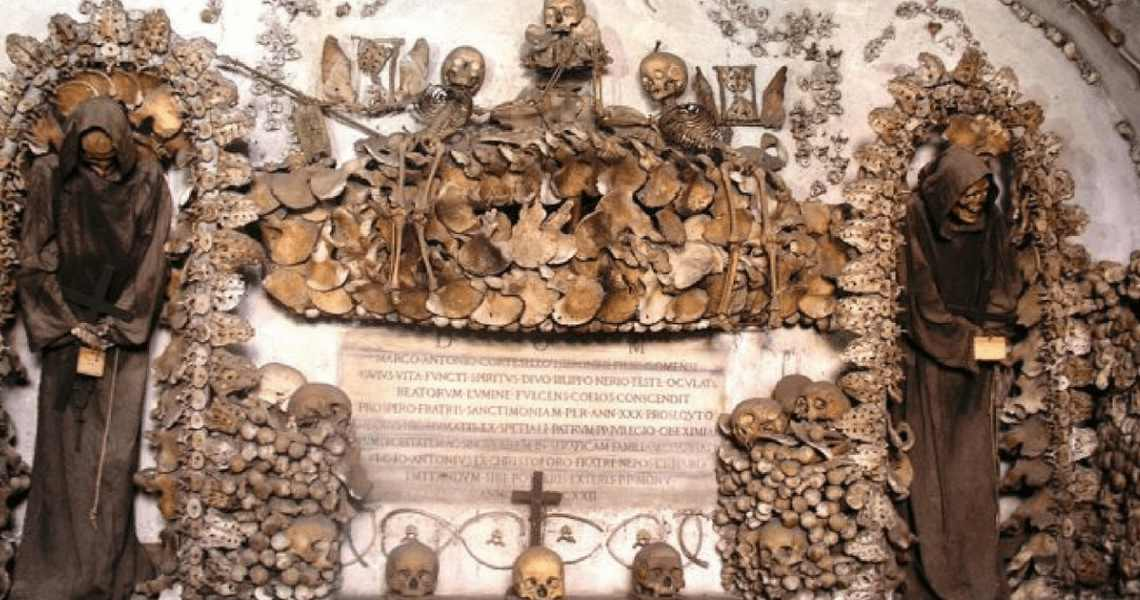 Cripta dei Cappuccini a Roma