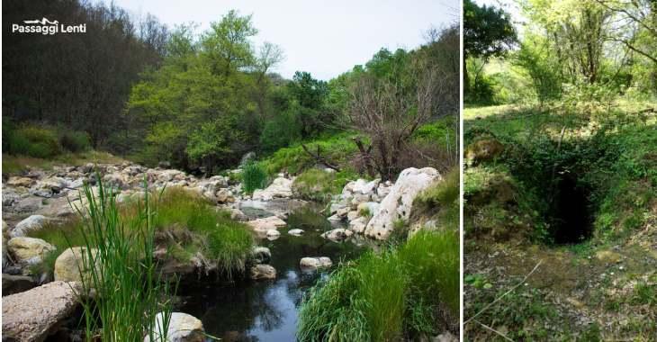 Riserva Naturale Monterano