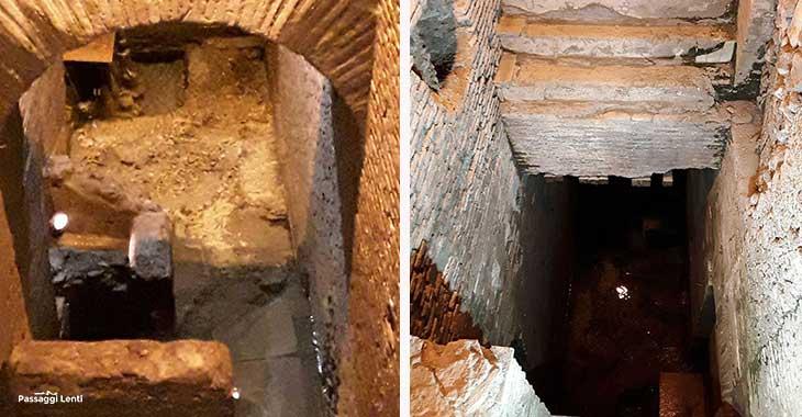 Vicus Caprarius, la Città dell'Acqua a Roma