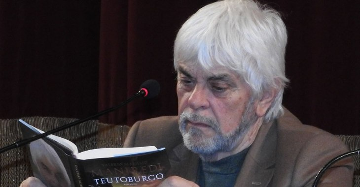 Valerio Massimo Manfredi, autore de Il romanzo di Odisseo