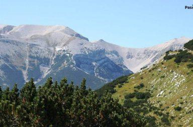 Cima Murelle nel Parco Nazionale della Maiella