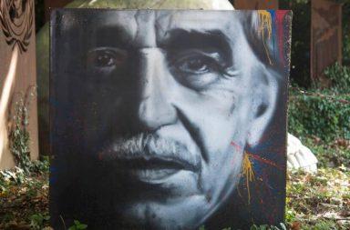 Ritratto di Gabriel Garcia Marquez, autore di Cent'anni di solitudine
