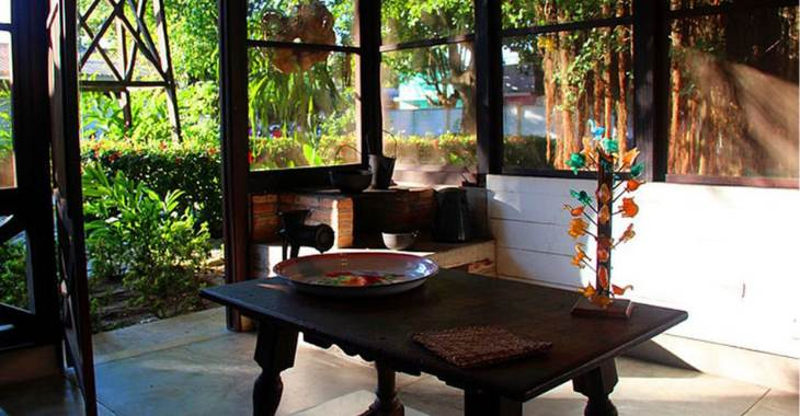 Casa Museo Gabriel Garcia Marquez, autore di cent'anni di solitudine