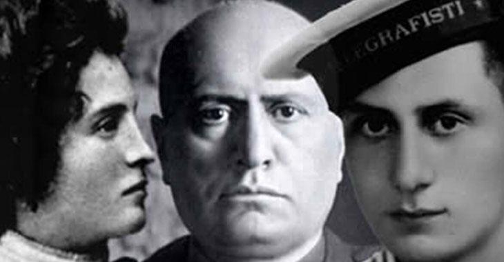 Ida Dalser, Benito Mussolini e il figlio Albino