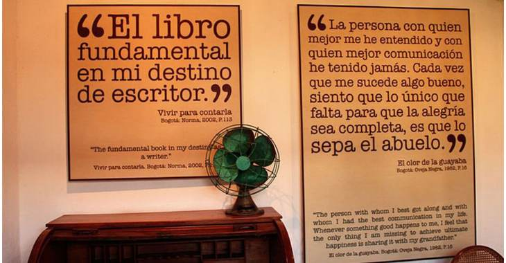 Casa natale di Gabriel Garcia Marquez ad Aracataca