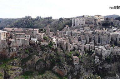 Borgo medievale di Sorano (GR)
