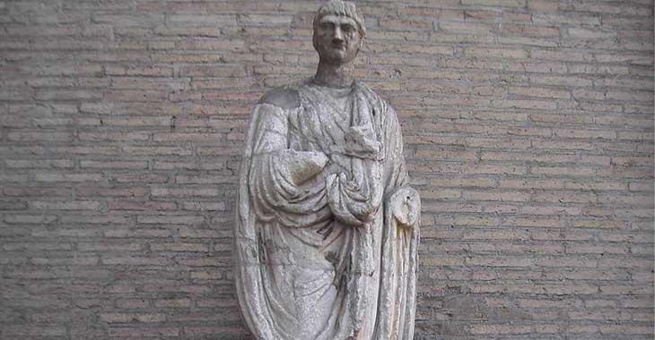 Statue parlanti: Abate Luigi
