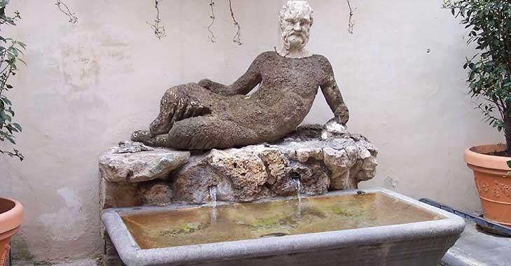 Statue parlanti: il Babuino