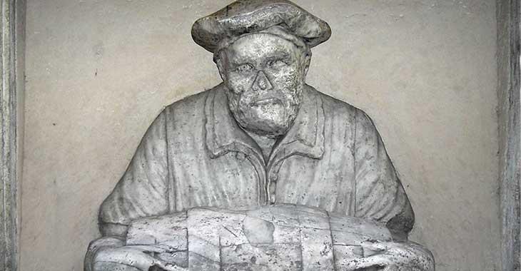 Statue parlanti: il Facchino