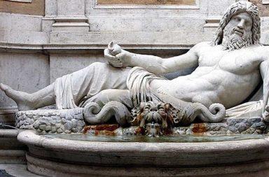 Statue parlanti: Marforio