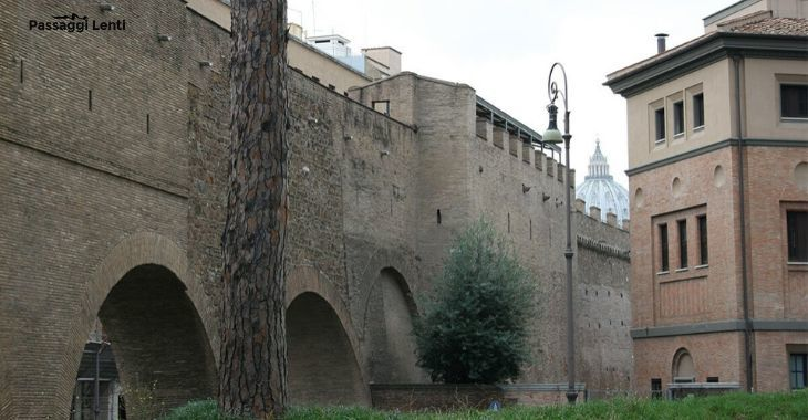 Passetto Castel Sant'Angelo