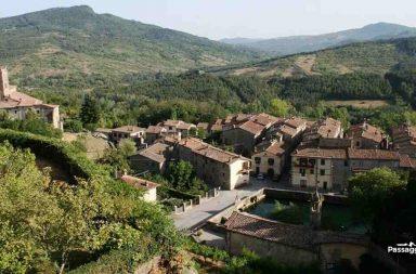 Santa Fiora nella Maremma Toscana