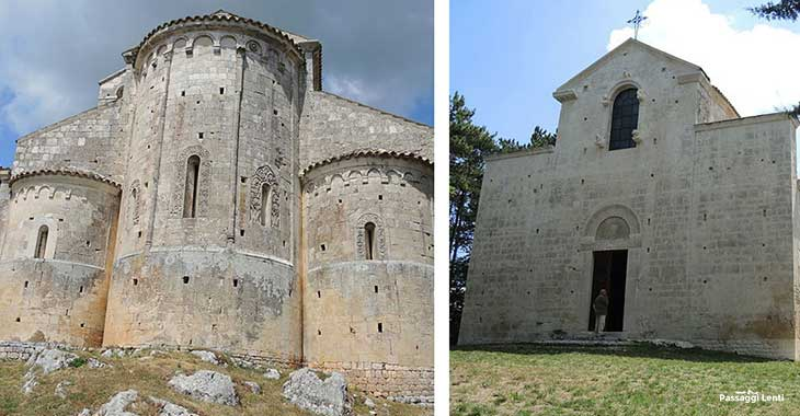 Bominaco, Abbazia di Santa Maria Assunta
