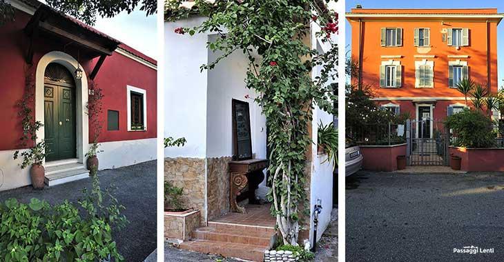 Scorci di case a Certosa (foto: Nicola Pino)
