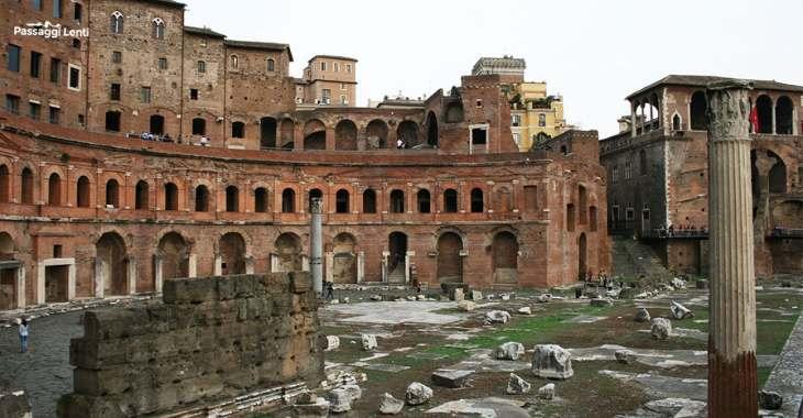 Foto di Traiano a Roma