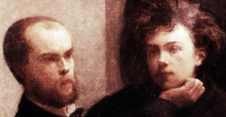 La storia d'amore tra Rimbaud e Verlaine