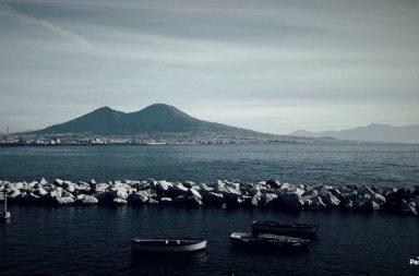 Il Vesuvio a Napoli
