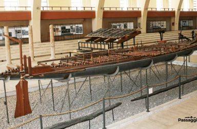 Museo delle navi romane di Nemi