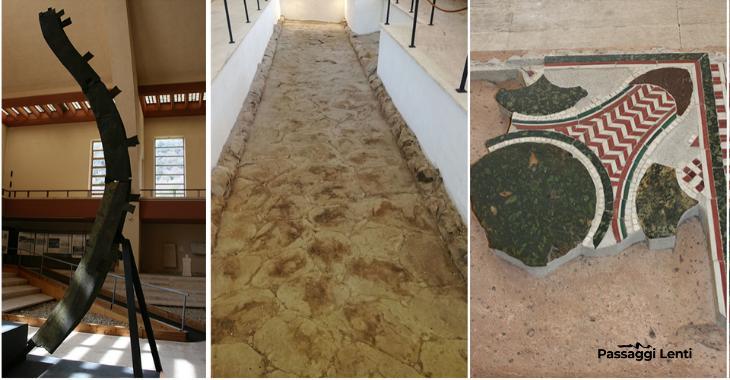 Museo delle Navi romane di Nemi: cosa vedere