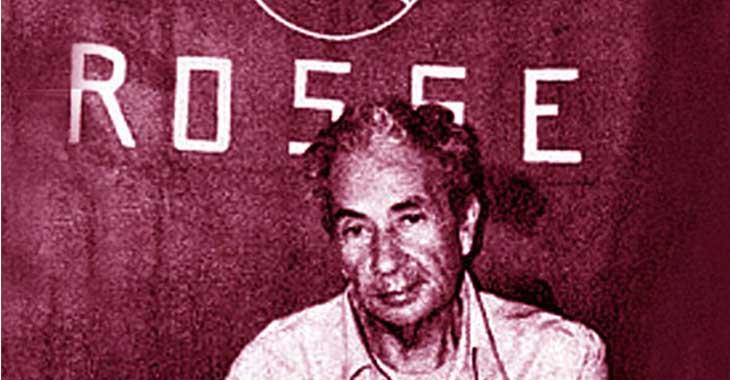 Aldo Moro nel covo delle BR in Via Gradoli durante il suo rapimento