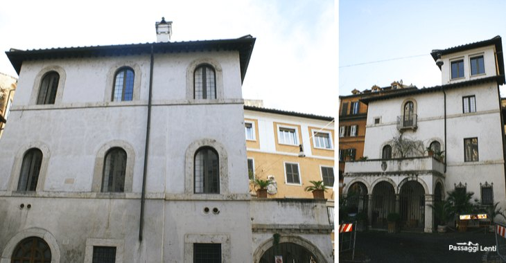 Casa di Fiammetta a Roma