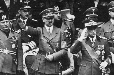 Visita di Hitler a Roma
