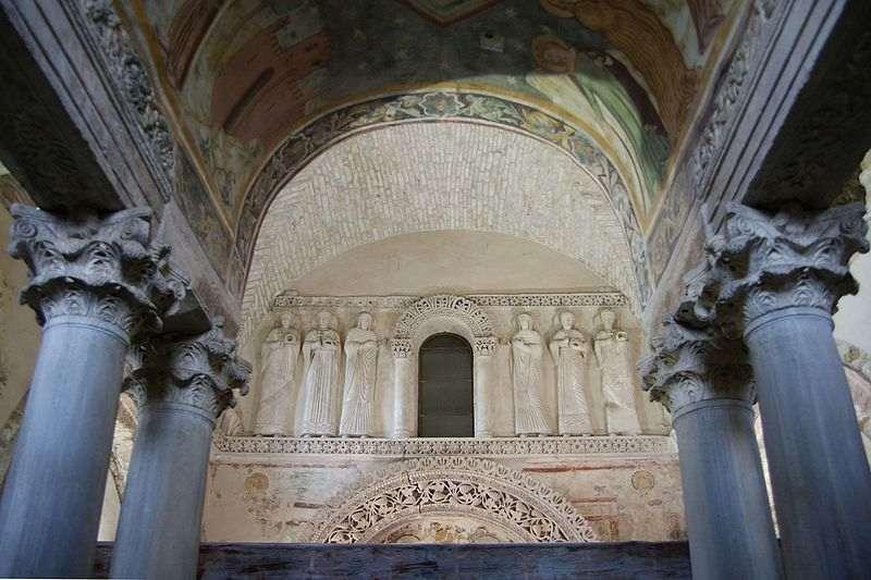 Cividale del Friuli tempietto longobardo