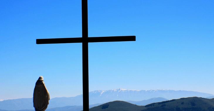 Escursione sul monte Viglio. Il panorama
