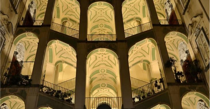 Rione Sanità a Napoli, Palazzo dello Spagnolo