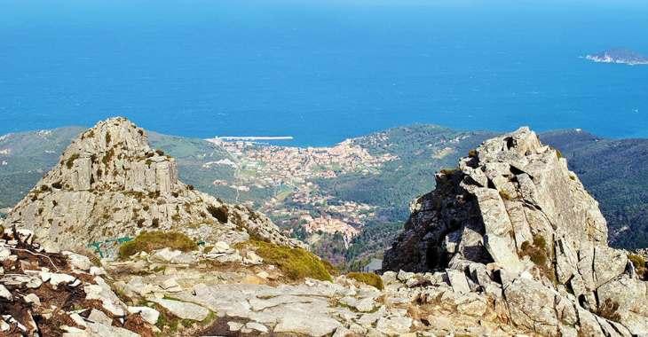 Trekking all'Elba: cosa vedere