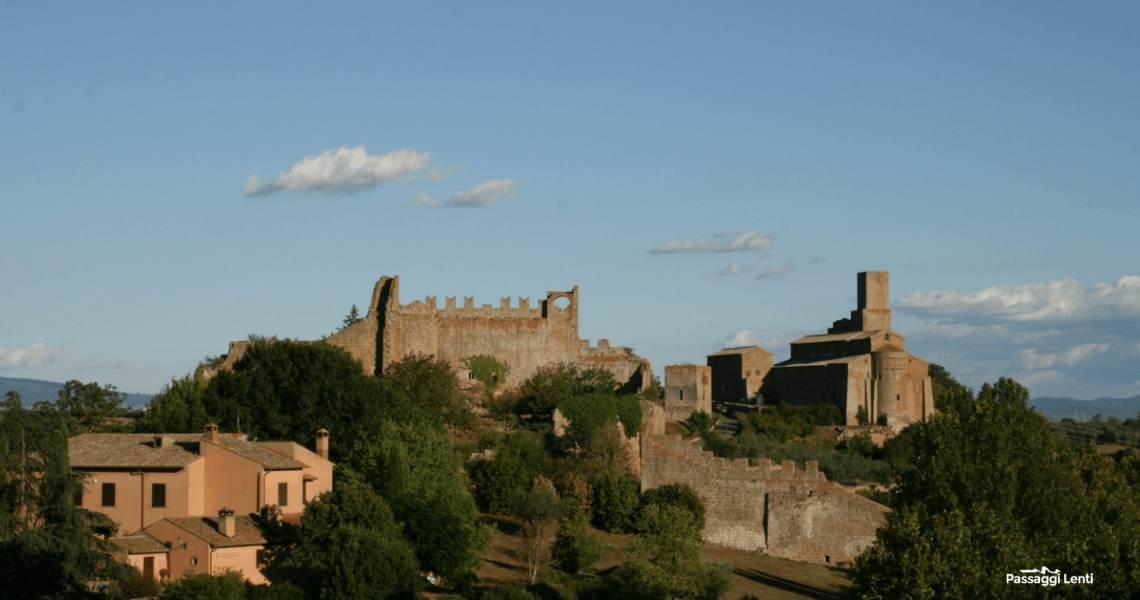 Panorama di Tuscania
