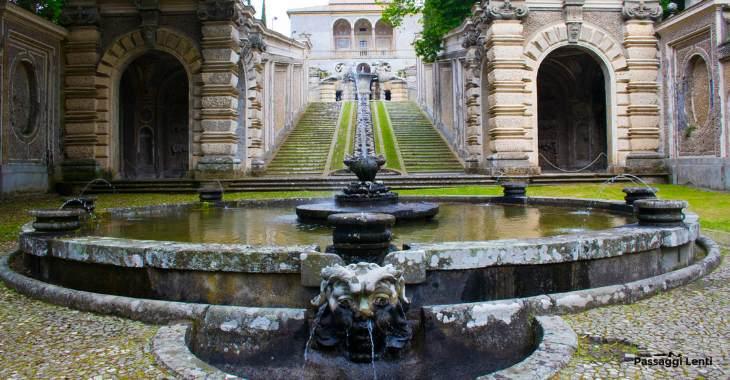 I Giardini di Palazzo Farnese a Caprarola