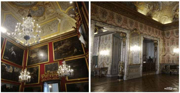 Palazzo Doria Pamphili, interni