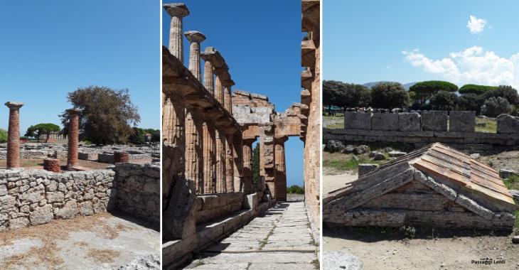 Paestum, l'area archeologica