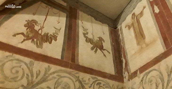 Case romane del Celio: la Stanza dell'Orante