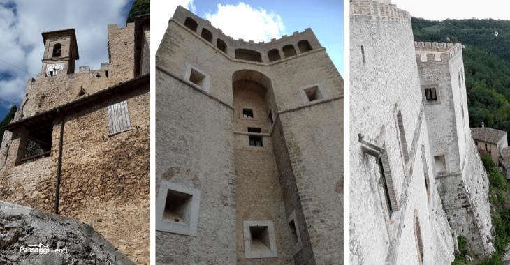 Castello di Rocca Sinibalda (RI)